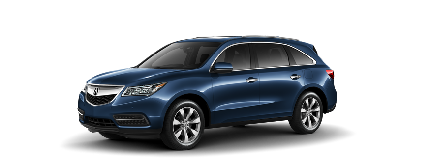 2016 Acura MDX SH-AWD with Advance Package 4D Sport Utility