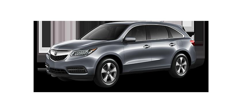 2016 Acura MDX SH-AWD with AcuraWatch Plus 4D Sport Utility