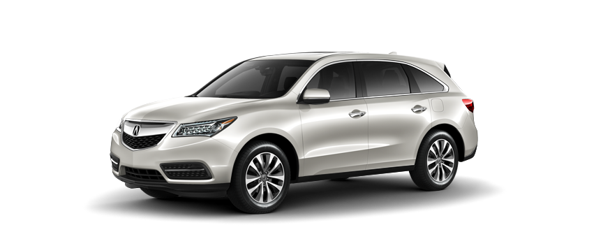 2016 Acura MDX with Technology Package Sport Utility