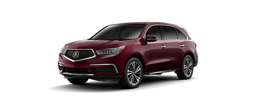 2017 Acura MDX SH-AWD with Technology Package 4D Sport Utility