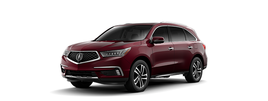 2017 Acura MDX SH-AWD with Advance Package Sport Utility