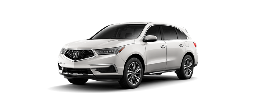 2017 Acura MDX SH-AWD with Technology and Entertainment Packages 4D Sport Utility