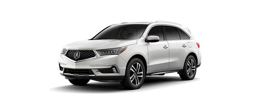 2017 Acura MDX SH-AWD with Advance and Entertainment Packages 4D Sport Utility