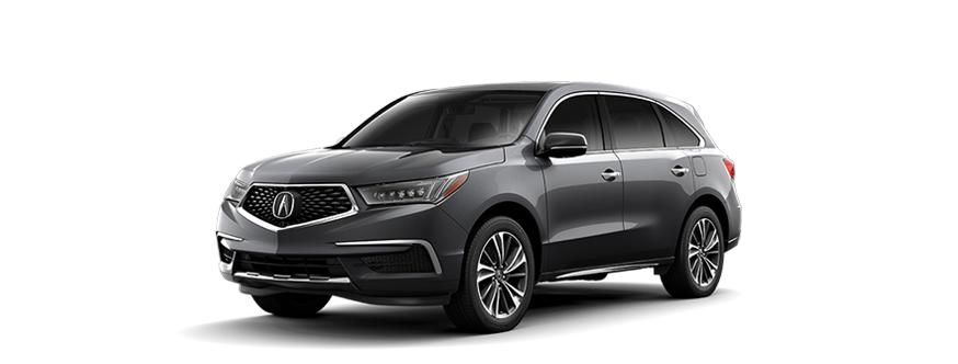 2017 Acura MDX SH-AWD with Technology and Entertainment Packages Sport Utility