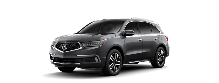 2017 Acura MDX SH-AWD with Advance and Entertainment Packages Sport Utility