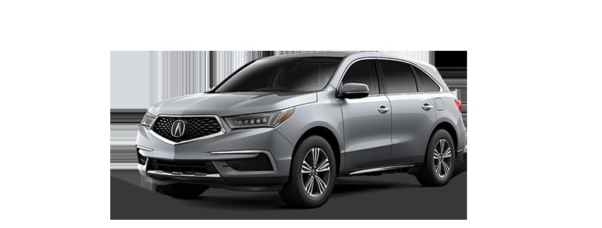 2017 Acura MDX SH-AWD 4D Sport Utility