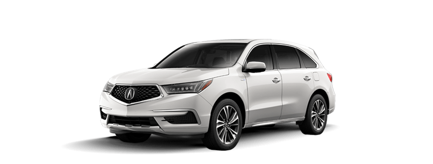 2017 Acura MDX Sport Hybrid SH-AWD with Technology Package Sport Utility