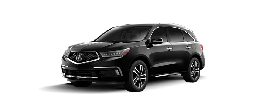2017 Acura MDX Sport Hybrid SH-AWD with Advance Package 4D Sport Utility