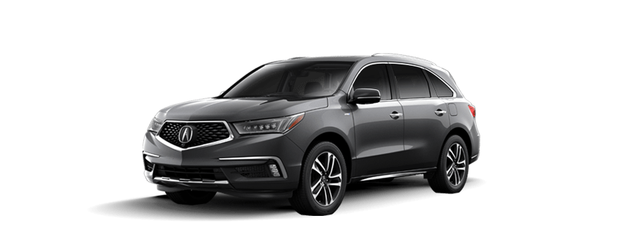 2017 Acura MDX Sport Hybrid SH-AWD with Advance Package Sport Utility