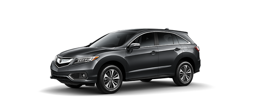 2017 Acura RDX AWD with Advance Package 4D Sport Utility