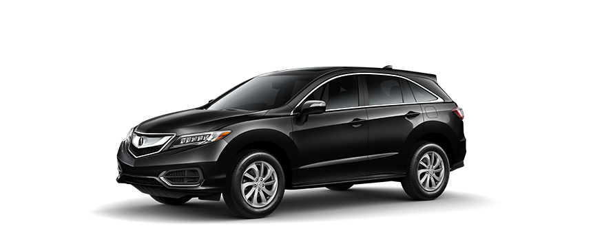 2017 Acura RDX AWD with Technology Package 4D Sport Utility