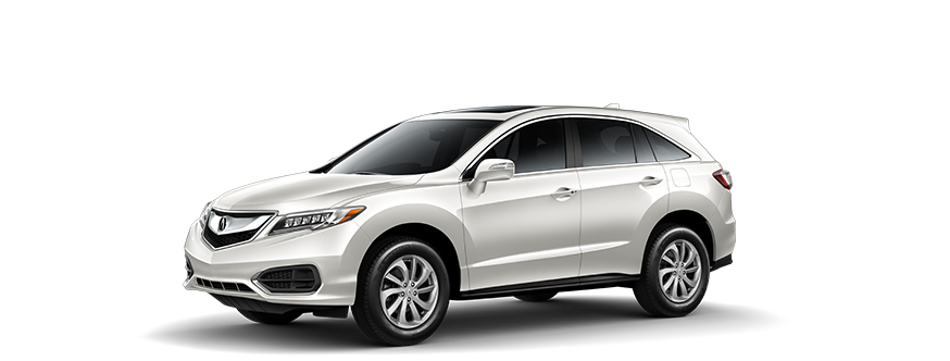 2017 Acura RDX with Technology Package Sport Utility