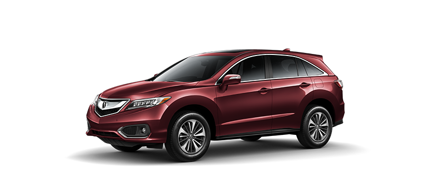 2018 Acura RDX AWD with Advance Package 4D Sport Utility