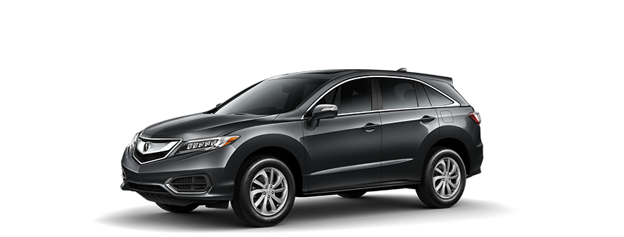 2018 Acura RDX AWD with Technology Package 4D Sport Utility