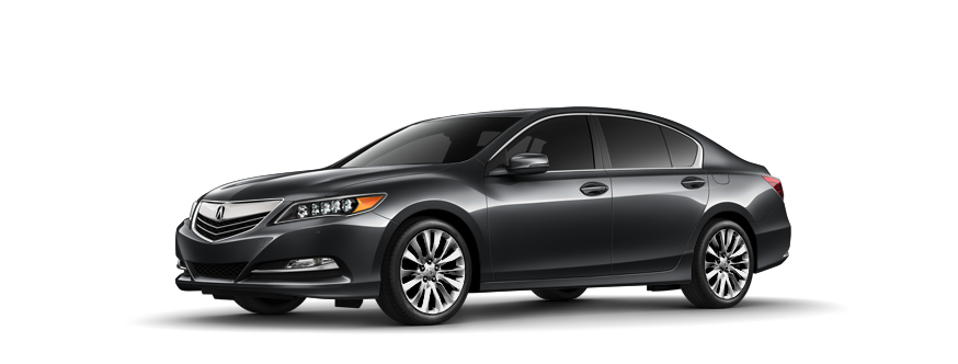 2016 Acura RLX with Advance Package 4D Sedan