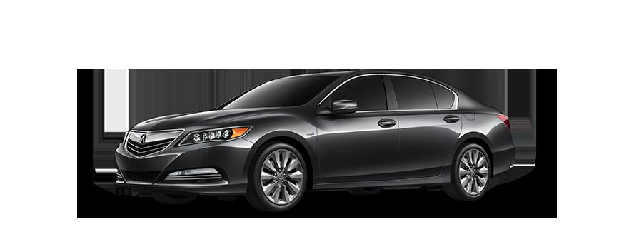 2016 Acura RLX Sport Hybrid Sport Hybrid SH-AWD with Advance Package 4D Sedan