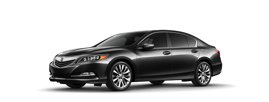 2017 Acura RLX with Technology Package 4D Sedan