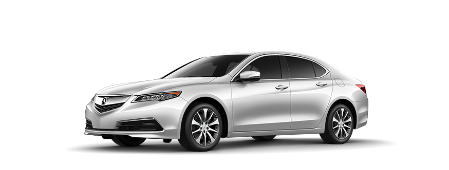2016 Acura TLX 2.4 8-DCT P-AWS with Technology Package 4D Sedan
