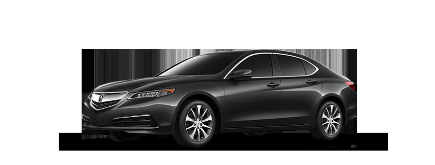 2017 Acura TLX 2.4 8-DCT P-AWS 4D Sedan