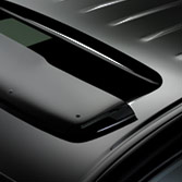 2011 MDX MOONROOF VISOR