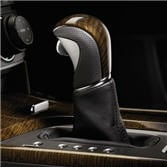 2010 MDX WOOD-GRAIN & LEATHER SELECT KNOB