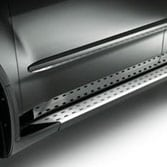 2013 MDX RUNNING BOARDS-SPORT