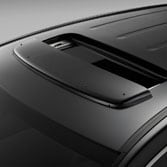 2014 MDX MOONROOF VISOR