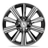 2014 MDX 19-IN CHROME-LOOK ALLOY WHEELS