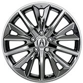 18-IN CHROME-LOOK ALLOY WHEELS (part number:)