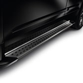 2011 ZDX SPORT RUNNING BOARDS WITH LEDS