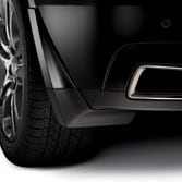 REAR SPLASH GUARDS (part number:varies by color - click