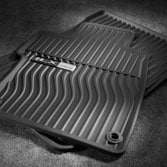 ALL-SEASON FLOOR MATS - HYBRID (part number:08P13-TX6-210A)