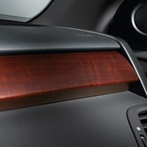2012 RDX WOOD-GRAIN FINISH INTERIOR PANEL