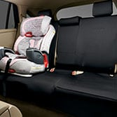 REAR SEAT COVERS (part number:)