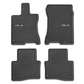 ALL-SEASON FLOOR MATS (part number:08P13-TY2-210)
