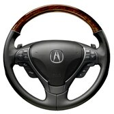 2010 ZDX WOOD-GRAIN STEERING WHEEL