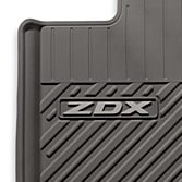 2010 ZDX ALL-SEASON FLOOR MATS
