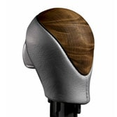 2011 ZDX WOOD-GRAIN & LEATHER SELECT KNOB