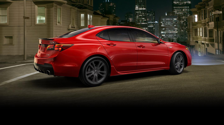 2020 Acura TLX vs 2020 Lexus IS 300 Luxury Sedan ...