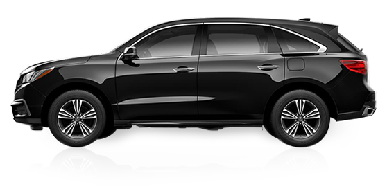 2017 Acura Mdx Crossover Exterior Sideview
