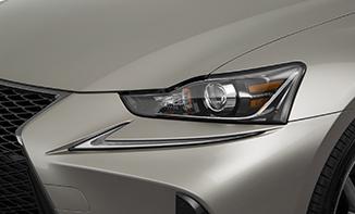 Acura TLX Luxury Midsize Sedan Vs Lexus IS Comparison Acura - 2018 acura tl headlights